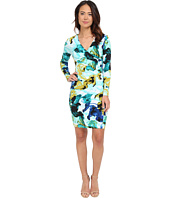 Calvin Klein - Long Sleeve Printed Dress CD5AER5N