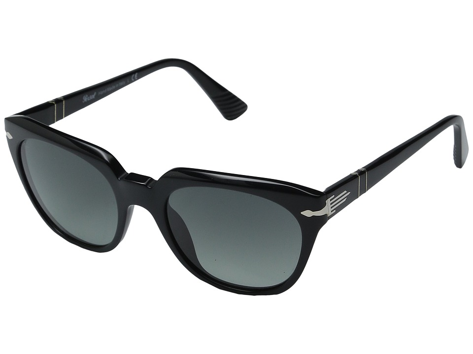 Persol - 0PO3111S (Black/Grey Gradient) Fashion Sunglasses