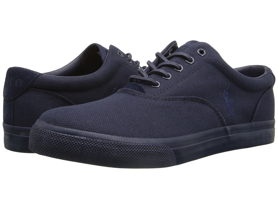 Polo Ralph Lauren Vaughn Newport Navy Mens Lace up casual Shoes