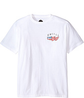 O'Neill Kids - Americana Short Sleeve Tee (Big Kids)