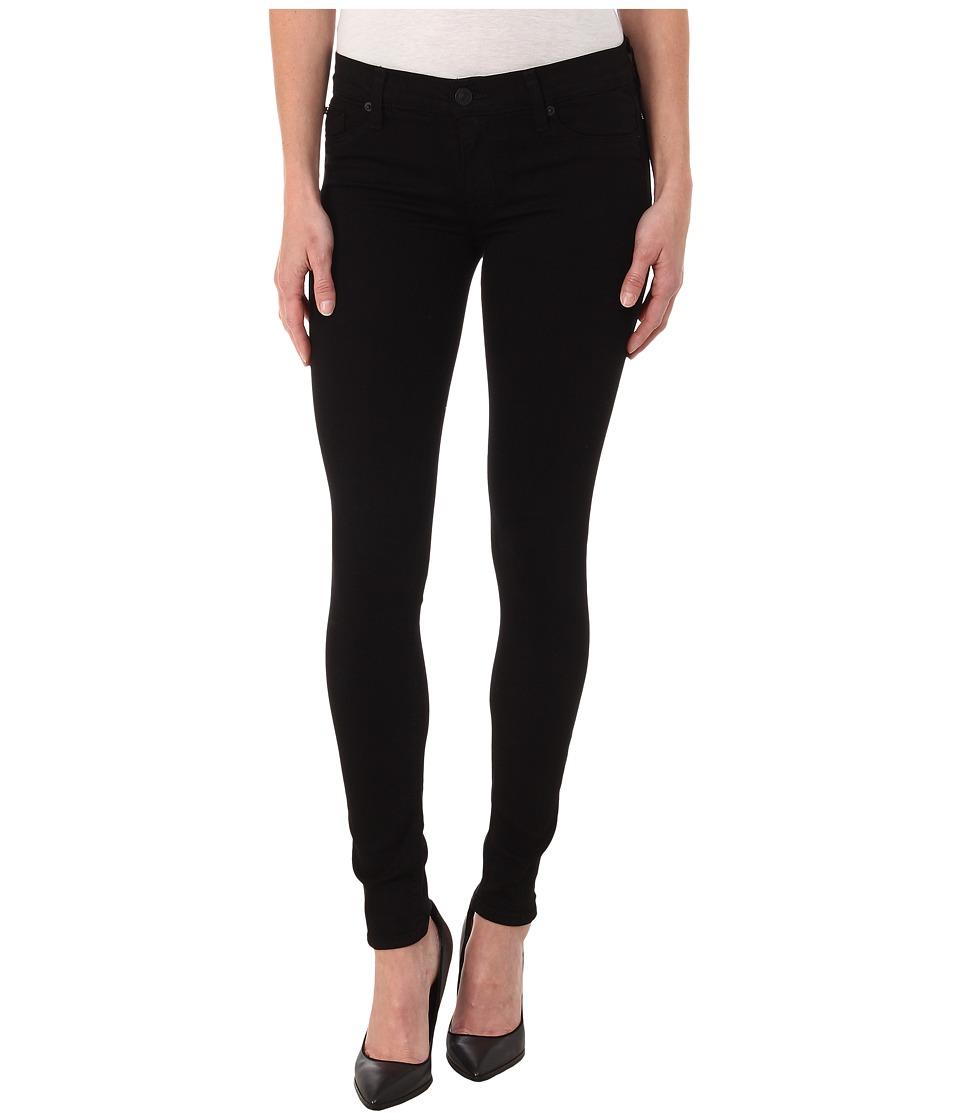 Hudson Krista Super Skinny in Black Black Womens Jeans