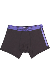 Emporio Armani - Metallic Elastic Band Boxer Brief