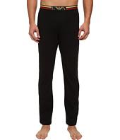 Emporio Armani - Bicolor Logo Band Trousers