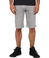 Emporio Armani - French Terry Bermuda Shorts