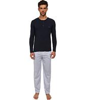 Emporio Armani - Printed Jersey Pajama Set