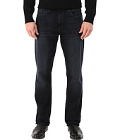 Mavi Jeans - Myles Mid-Rise Straight in Ink Williamsburg