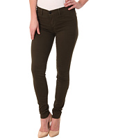 J Brand - Mid-Rise Luxe Sateen Super Skinny in Camo