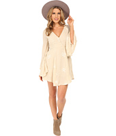 Free People - Jasmine Embroidered Mini Dress