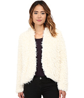 Free People - Hooded Fluffy Coat