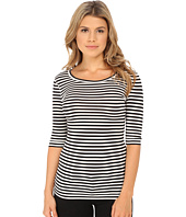 Free People - Leader Of The Pack Striped Tee