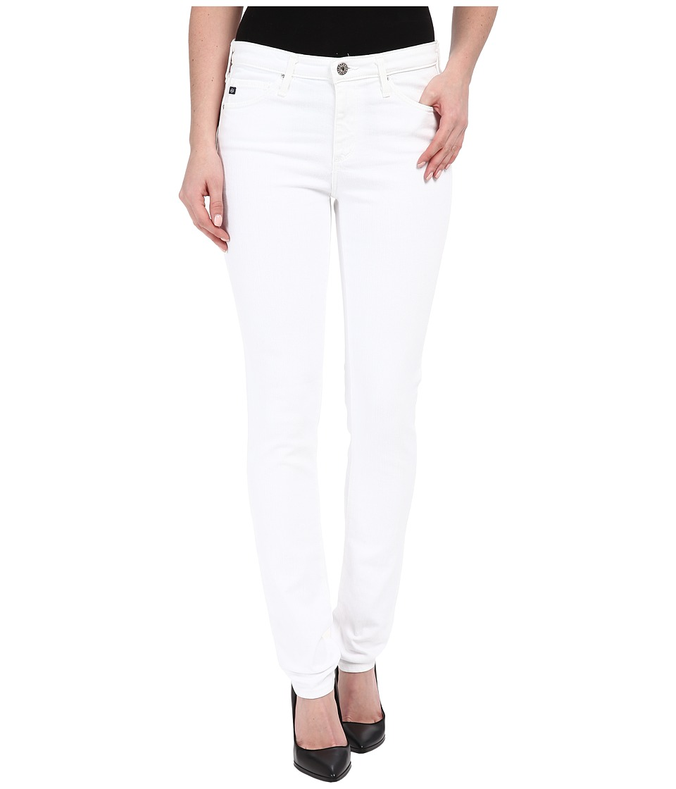 AG Adriano Goldschmied - The Prima in White (White) Womens Jeans