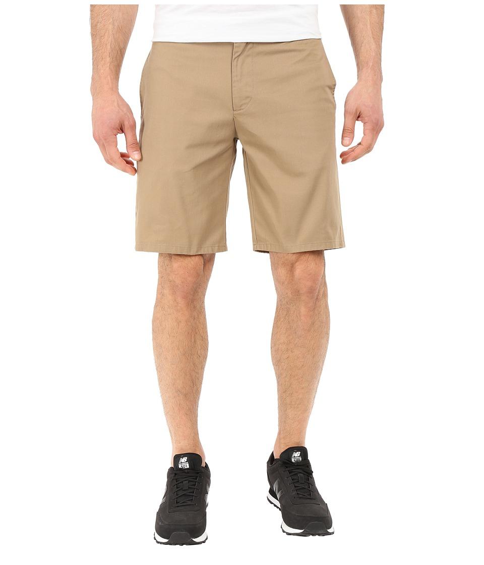 Brixton Carter Short Khaki Mens Shorts