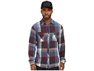 Bowery Long Sleeve Flannel by Brixton