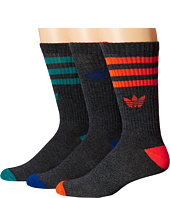 adidas - Originals Cushioned Crew 3-Pack Socks