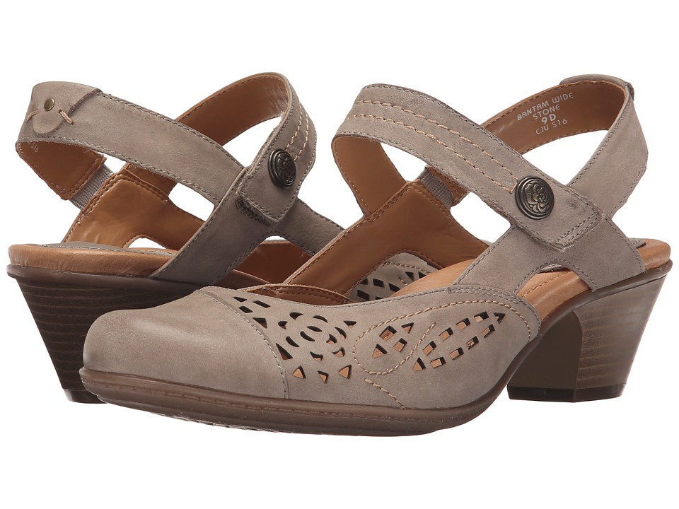 Earth Bantam Stone Vintage Womens Shoes