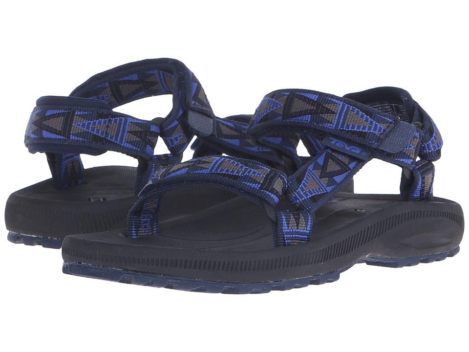 Teva Kids Hurricane 2 Little Kid/Big Kid Mosaic Blue/Grey Boys Shoes