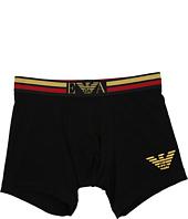 Emporio Armani - Bicolor Logo Band Boxer Briefs