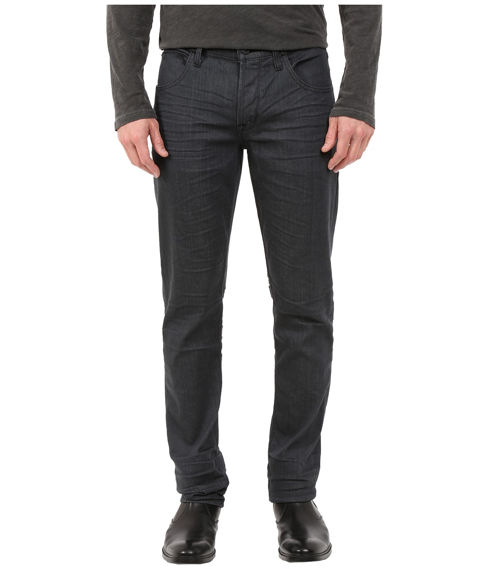Hudson Blake Slim Straight in Vault Grey Vault Grey Mens Jeans