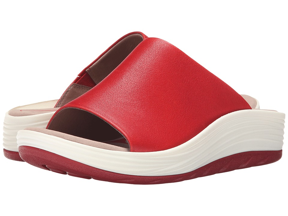 Bionica Cosma Fire Red Womens Sandals