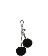 COACH - Box Program Shearling Pom Pom