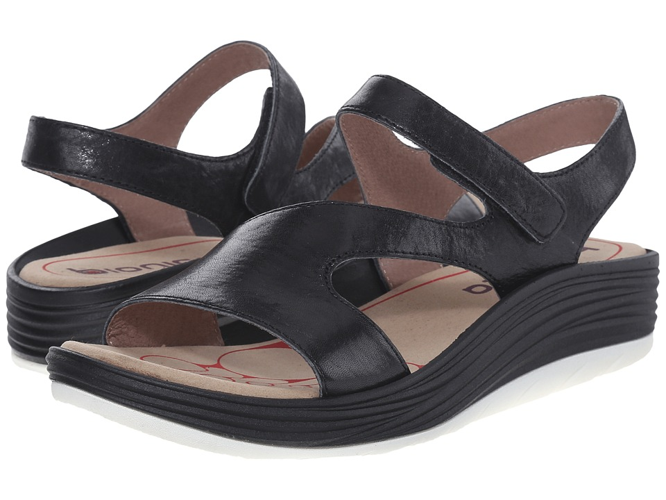 Bionica Cybele Black Womens Sandals
