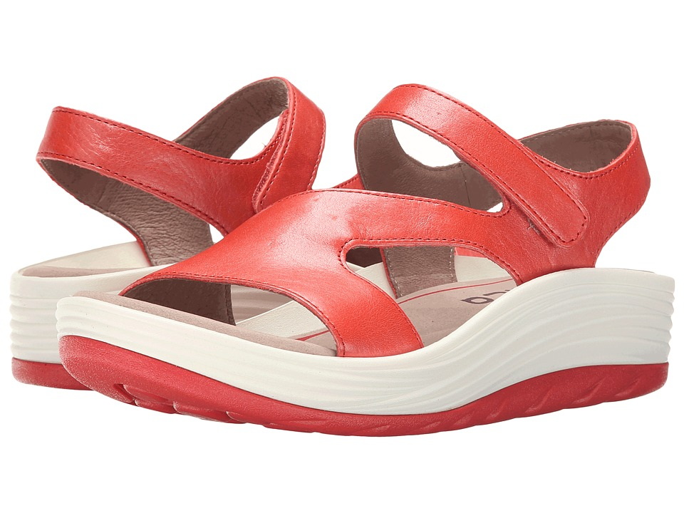 Bionica Cybele Coral Womens Sandals