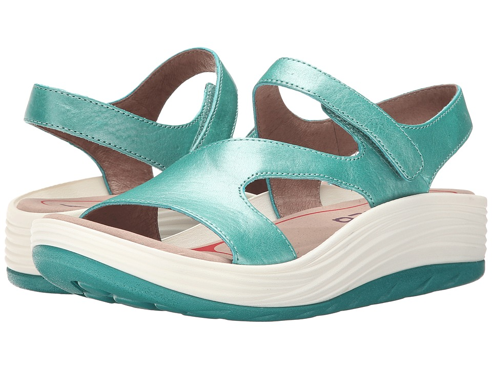 Bionica Cybele Turquoise Womens Sandals