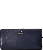COACH - Color Block Skinny Wallet