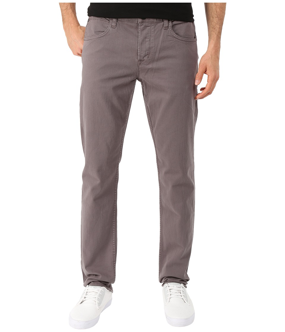 Hudson Blake Slim Straight in Bishop Grey Bishop Grey Mens Jeans
