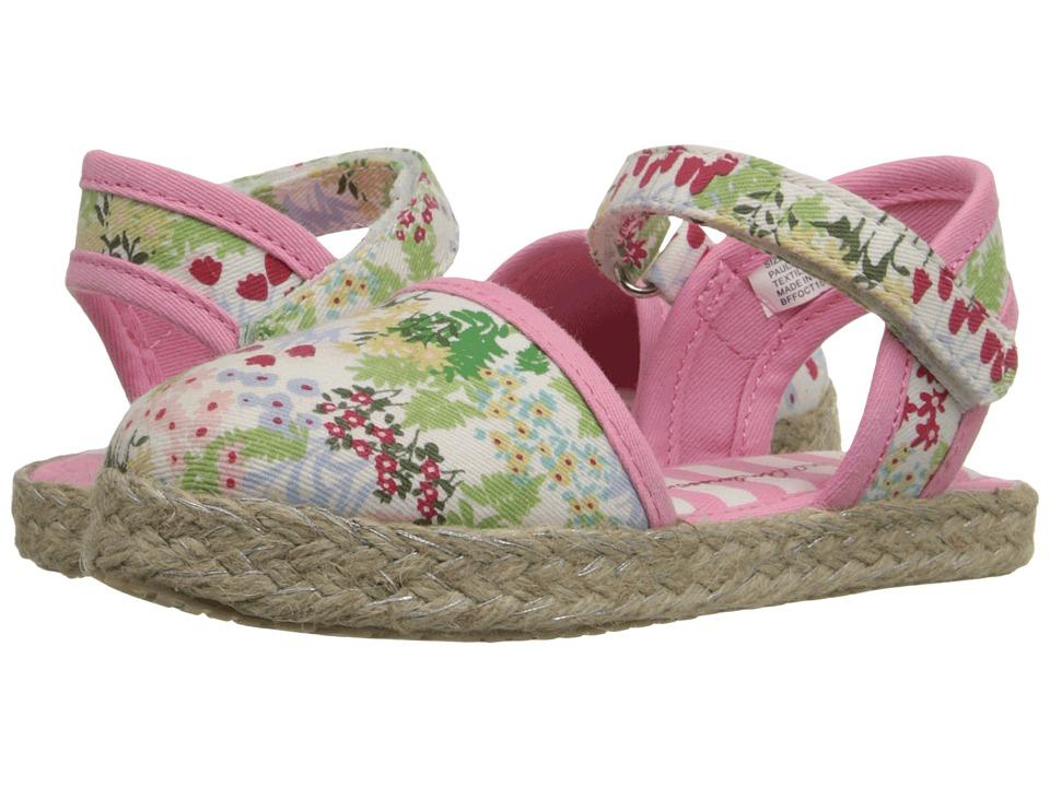 Hanna Andersson Paulina II Toddler/Little Kid/Big Kid Multi Girls Shoes