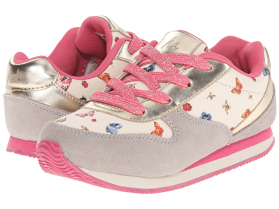 Hanna Andersson Jamie Toddler/Little Kid/Big Kid Macaron Girls Shoes