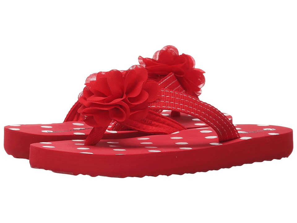 Hanna Andersson Linnea II Toddler/Little Kid/Big Kid Apple Red Girls Shoes