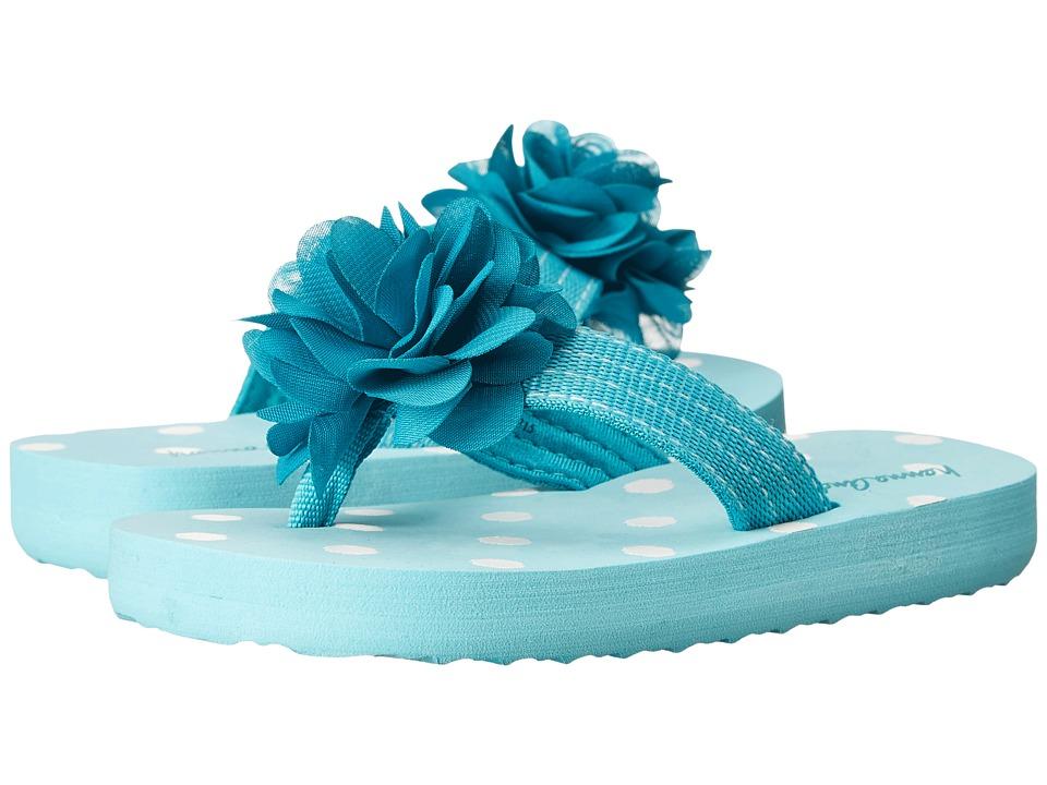 Hanna Andersson Linnea II Toddler/Little Kid/Big Kid Beach Glass Girls Shoes
