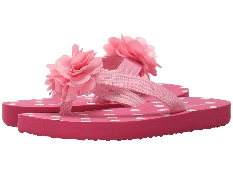 Hanna Andersson Linnea II Toddler/Little Kid/Big Kid Starfish Pink Girls Shoes
