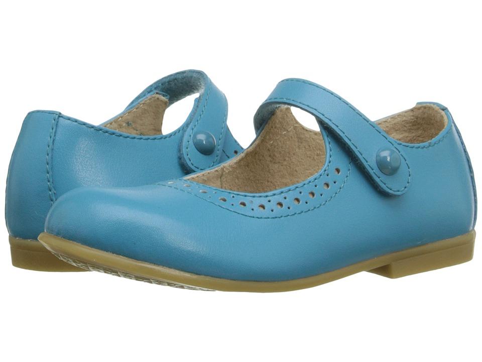 FootMates Emma Toddler/Little Kid Robin Egg Girls Shoes