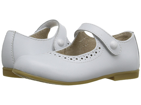 FootMates Emma (Toddler/Little Kid) - White