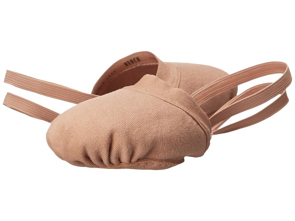 Bloch Spin II Flesh Womens Shoes