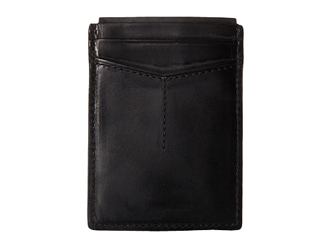 Fossil Quinn Magnetic Card Case - Black