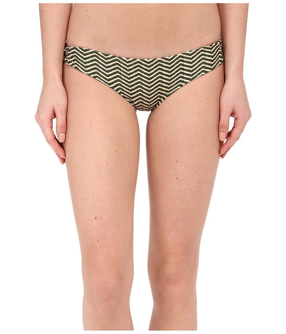 Tori Praver Chandak Bottom Full Coverage Ziggy Cactus Womens Swimwear