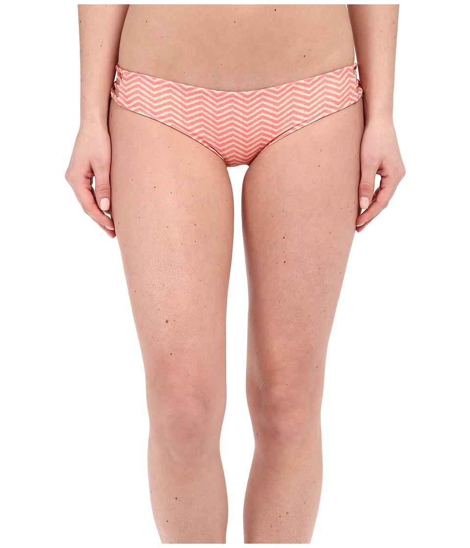 Tori Praver Chandak Bottom Full Coverage Ziggy Hibiscus Womens Swimwear