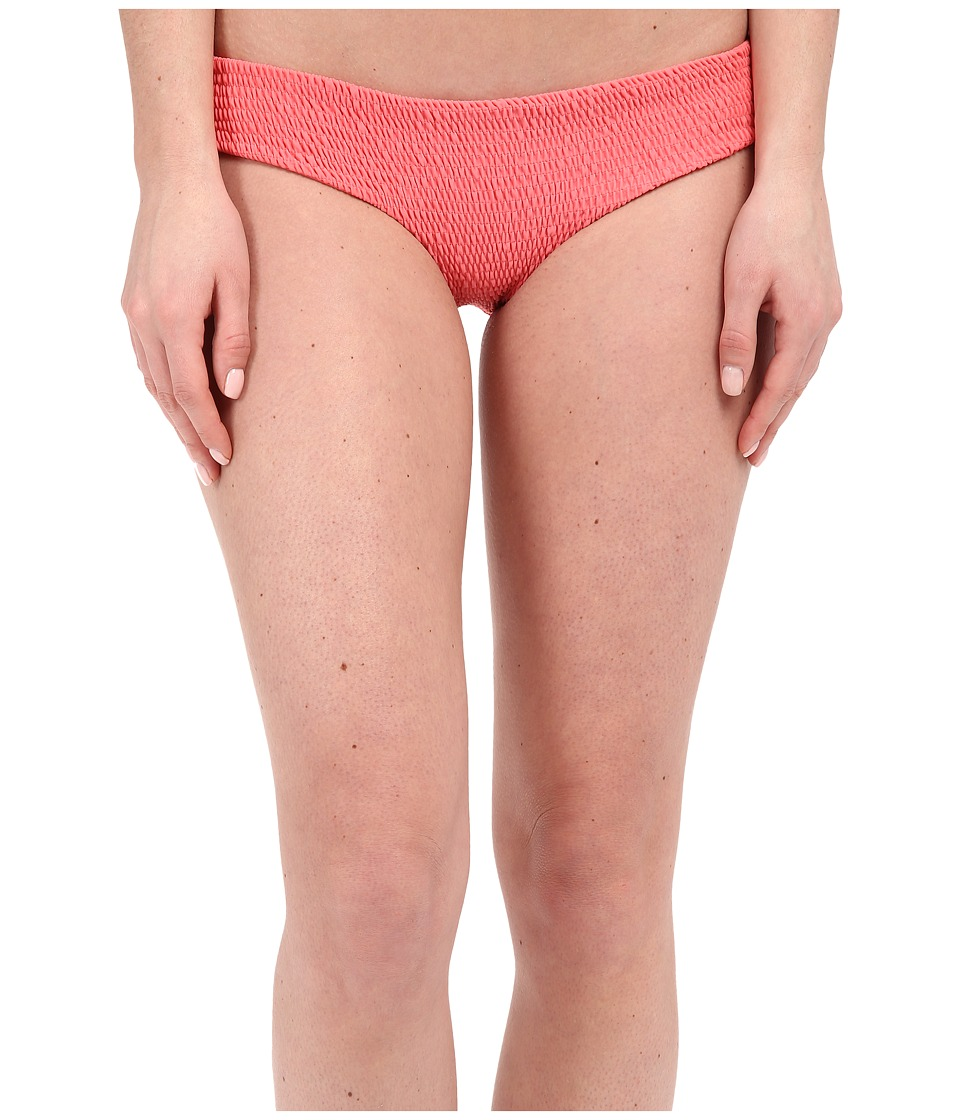 Tori Praver Oaxaca Bottom Full Coverage Hibiscus Womens Swimwear