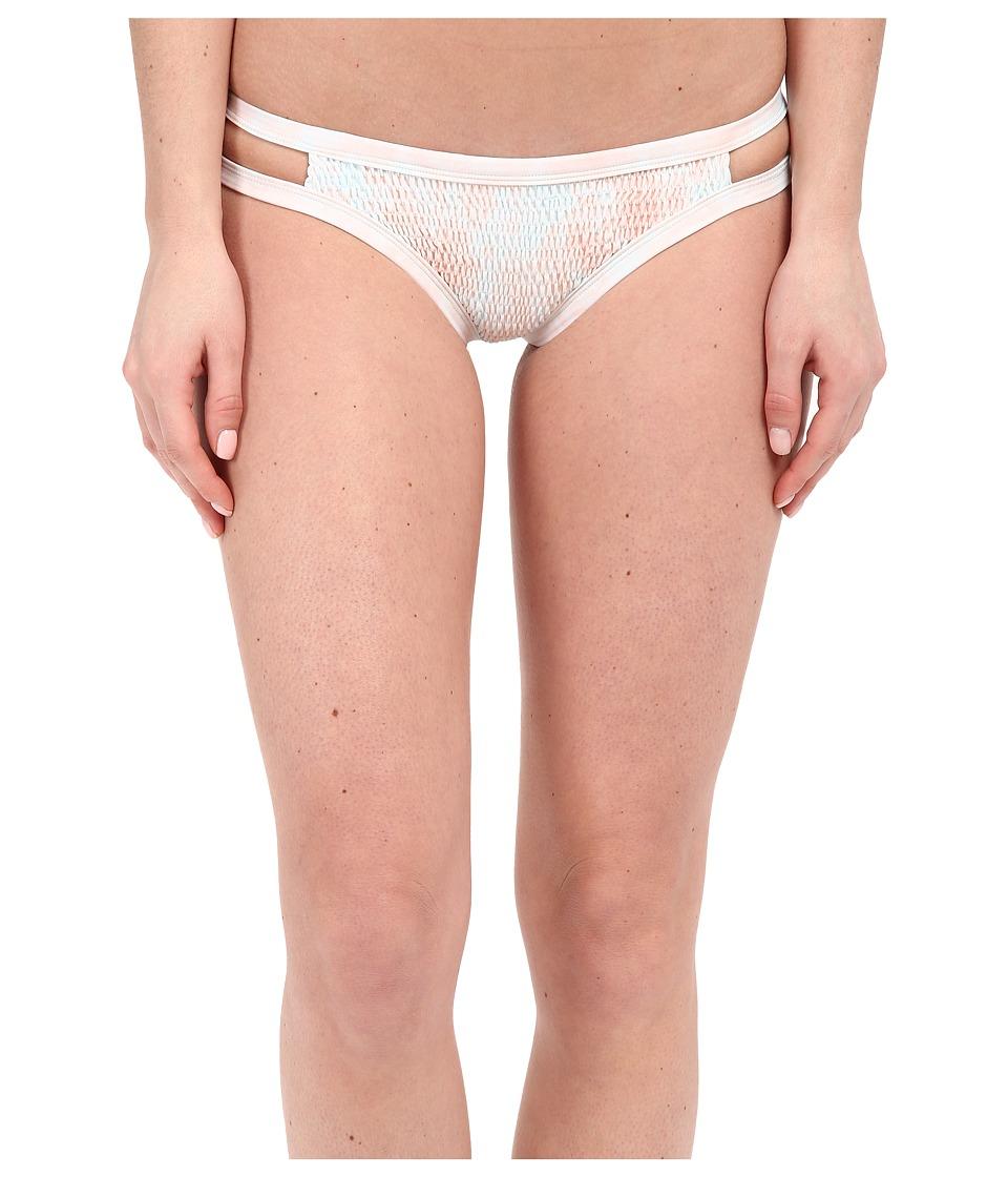 Tori Praver Peahi Bottom Full Coverage Shorebreak Ginger Womens Swimwear