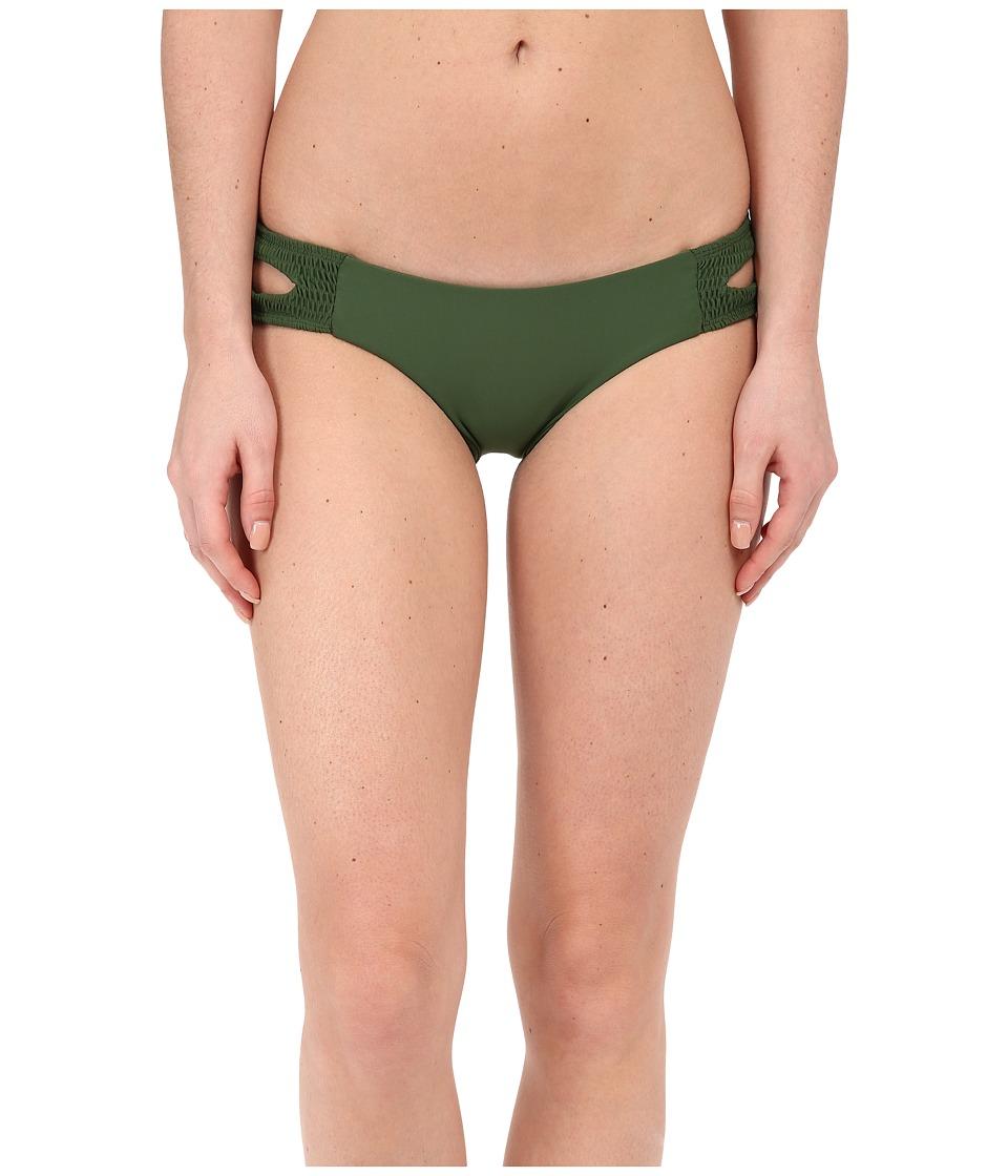 Tori Praver Raven Bottom Cactus Womens Swimwear