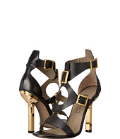 Versace Collection - Oro Bizantino Open Toe Heel