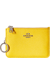 COACH - Crossgrain Key Pouch