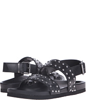 Just Cavalli - Studded Leather Sandal
