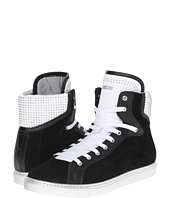 Just Cavalli - Hightop w/ Suede and Stud Details