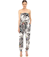 Just Cavalli - Coral Fish Print Jumpsuit