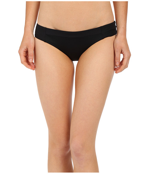 Vitamin A Swimwear Adriana Hipster - Eco Black