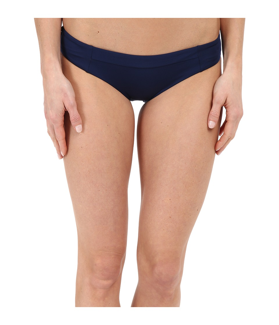 Vitamin A Swimwear Adriana Hipster Navy Eco Lux Womens Swimwear